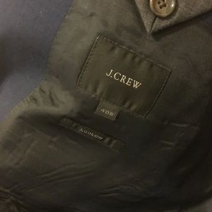 J. Crew Suits & Blazers - J.Crew Ludlow Double Breasted Italian Chino Suit